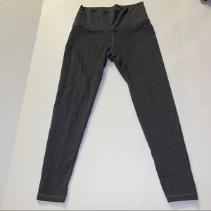 Aerie chill play move leggings gray size small